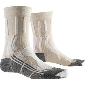 X-Socks Trek X CTN Calze Donna, bianco